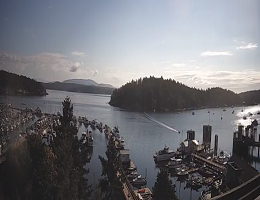 Friday Harbor live webcam