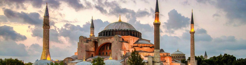 Istanbul Hagia Sophia Museum